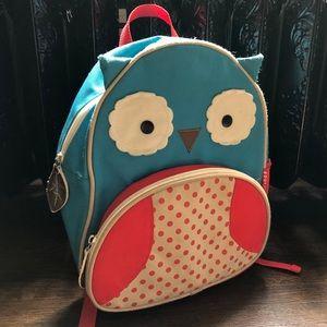 Skip Hop | Owl Backpack Toddler Preschool
